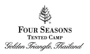 ผลการค้นหารูปภาพสำหรับ four seasons tented camp golden triangle logo