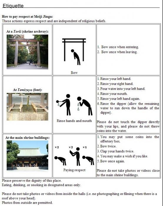 Meiji Shrine - How to pay respect.jpg