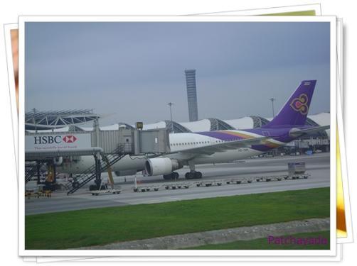 """A300-600 HS-TAY """"SRISOONTHORN """"ศรีสุนทร"""