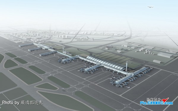 new airport project around the world